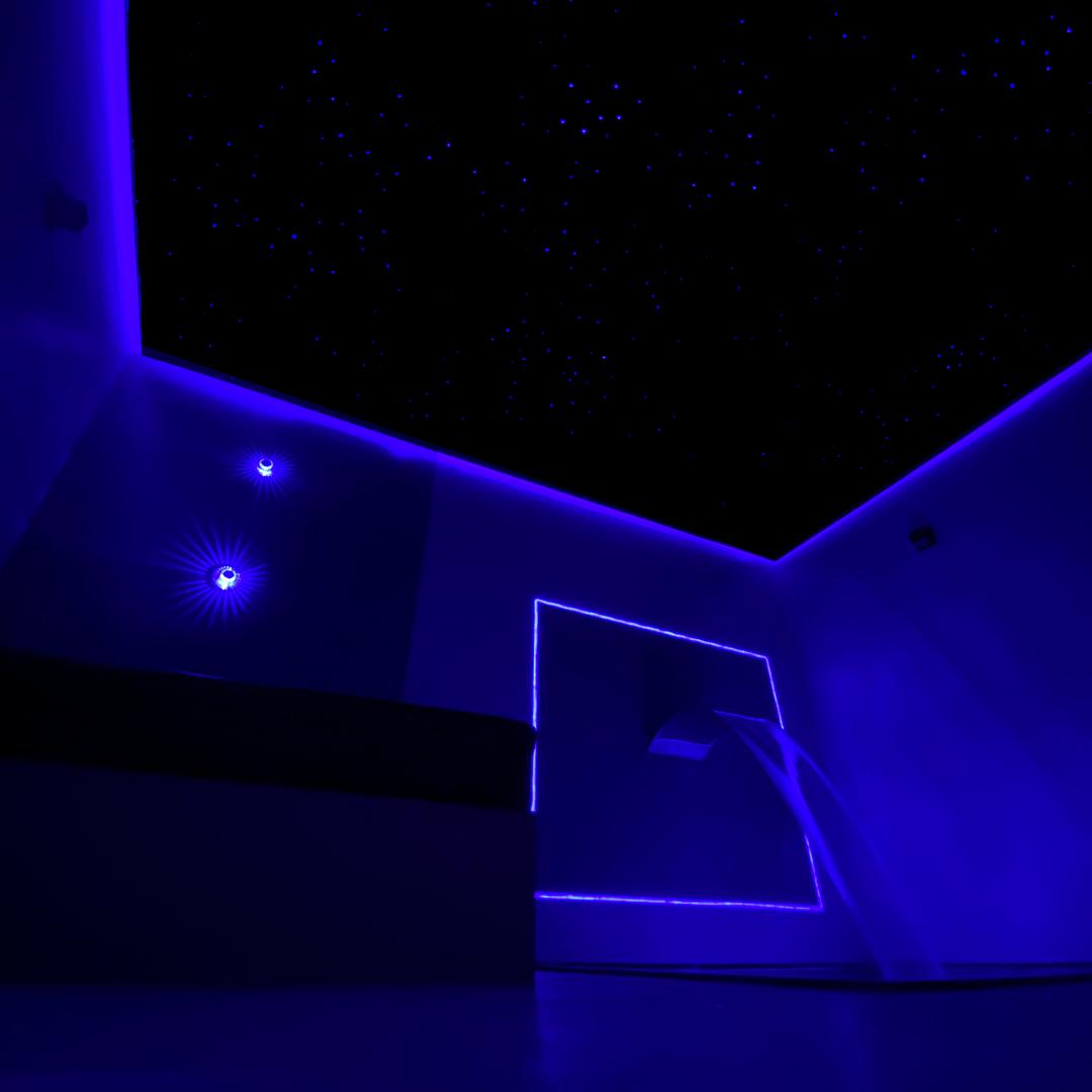 Space com Piscina